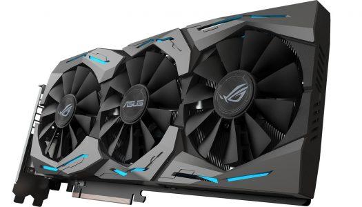 ASUS libera imagen de dos nuevas GTX 1080 Ti