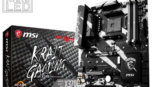 MSI revela la placa madre X370 Krait Gaming para CPUs AMD