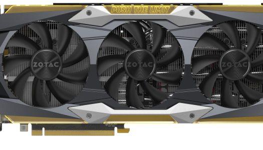 ZOTAC trae tres nuevas GeForce GTX 1080 Ti