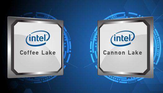 Procesador Intel Coffee Lake de 6 núcleos aparece en la web