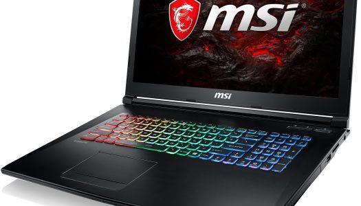 GP62X y GP72X Leopard Pro: Los nuevos notebooks gamer de MSI
