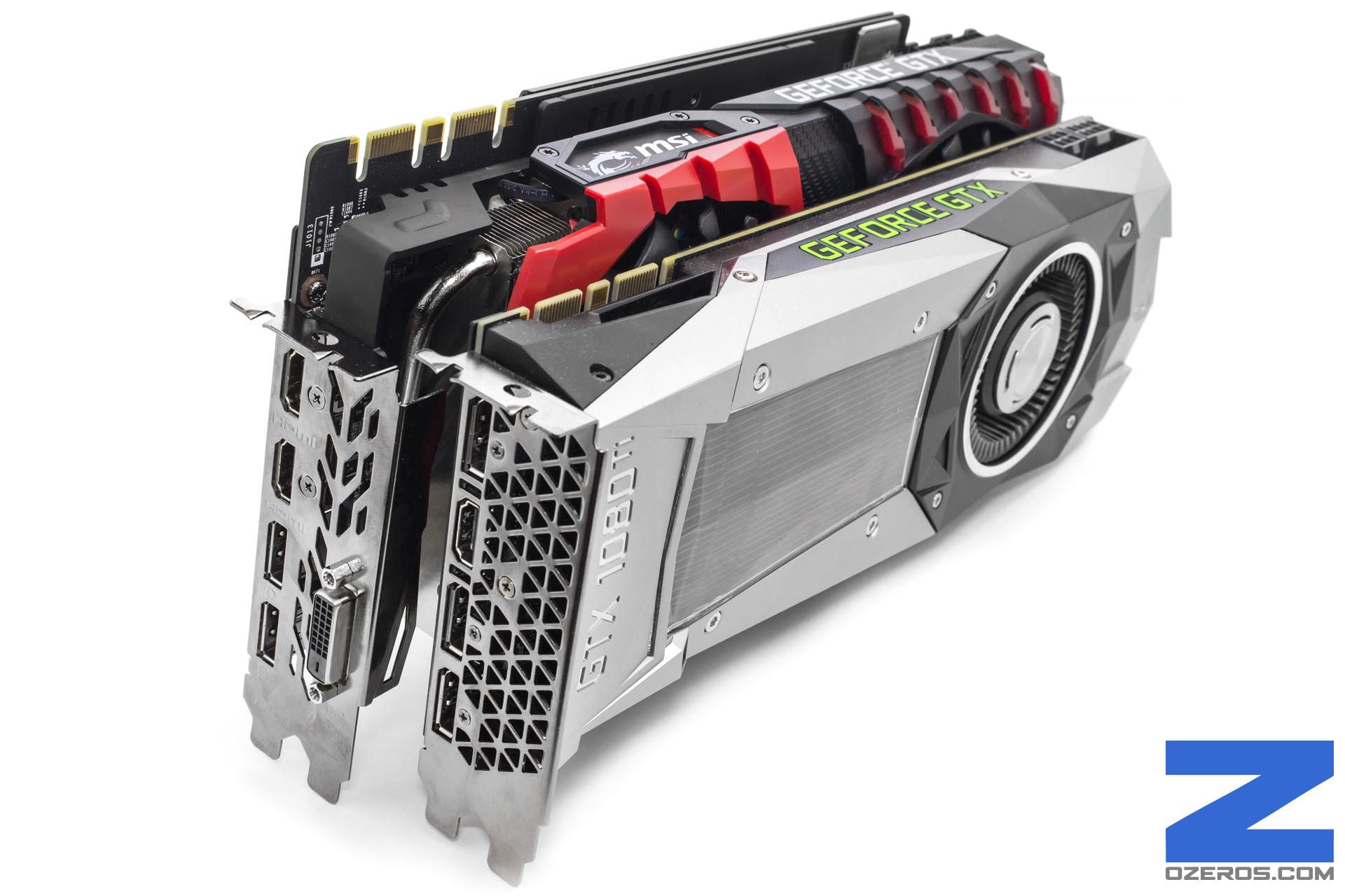 Review: Geforce GTX 1080 Ti en SLI – Doblando la apuesta