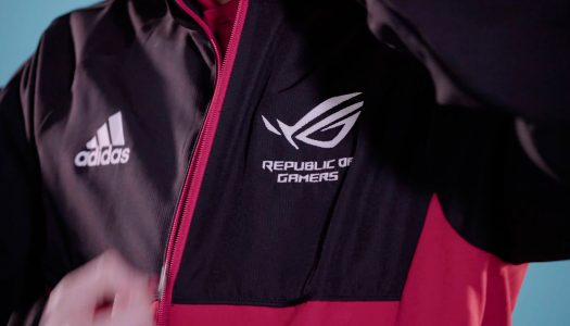 Equipo ASUS ROG de España se viste de Adidas