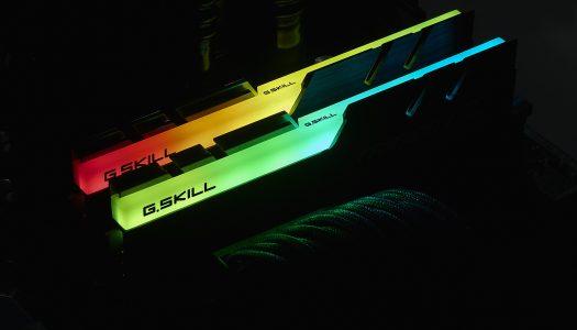 G.Skill logra alcanzar 4500 MHz en memorias DDR4 y lanza nuevos kits