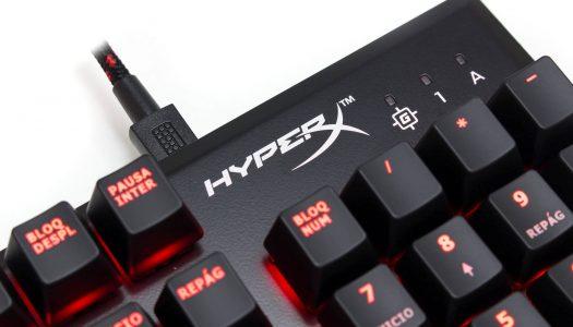 HyperX anuncia nuevos kits de upgrade para teclados mecánicos