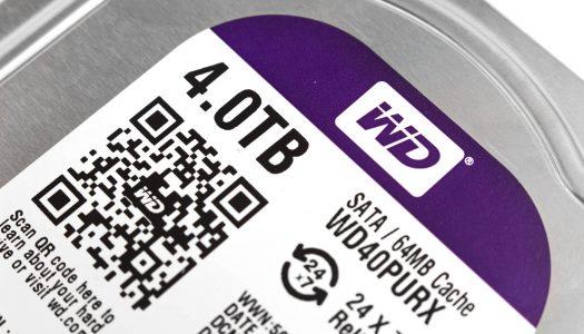 Review: Disco Duro WD Purple 4TB WD40PURX – Confianza y capacidad para sistemas de seguridad
