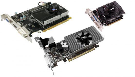 NVIDIA GT 1030: Se prepara la competencia para la AMD RX 550