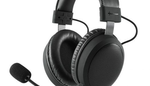 Sharkoon lanza nuevos audífonos estéreo para gamers y amantes de la música