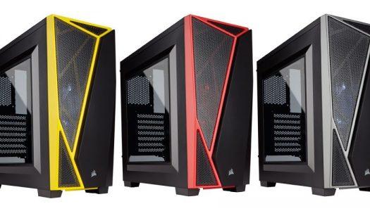 Carbide SPEC-04: El nuevo gabinete diseñado para gamers de Corsair