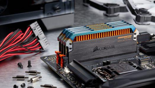 Dominator Platinum Torque: Las nuevas memorias edición limitada de Corsair