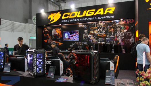 Computex 2017: Recorriendo la muestra de productos que preparó Cougar