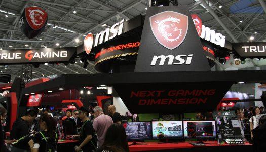Computex 2017: Una visita a lo nuevo que MSI tiene para el mundo de los portátiles de alto rendimiento