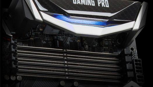 MSI comienza a mostrar sus nuevas placas madre para Intel X299
