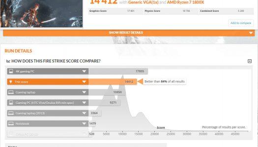 Nuevos benchmarks de tarjeta gráfica AMD Vega aparecen en la web