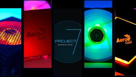 Aerocool lanza nuevo ecosistema de productos con iluminación RGB en este Computex 2017