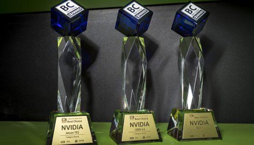 Computex 2017: NVIDIA recibe cuatro importantes premios