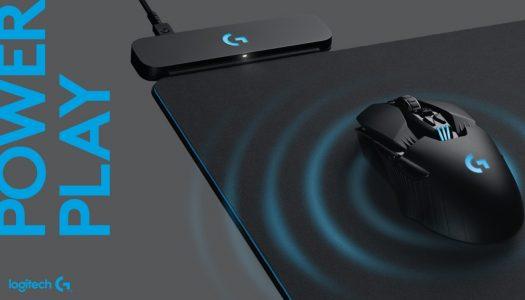 Logitech anuncia nuevo mousepad con sistema de carga inalámbrica