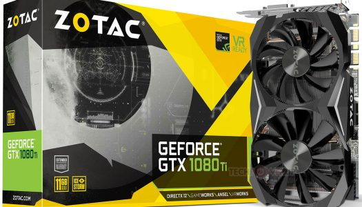 Zotac lanza su GeForce GTX 1080 Ti Mini