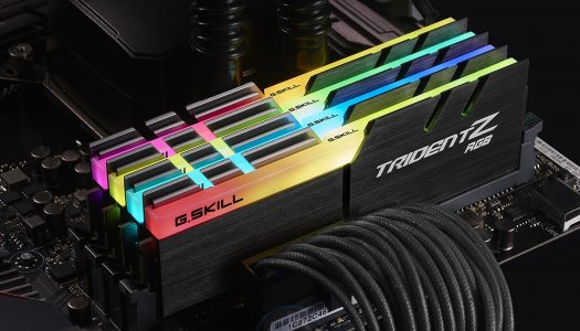 G.Skill y MSI rompen récord mundial de frecuencia en memorias RAM DDR4