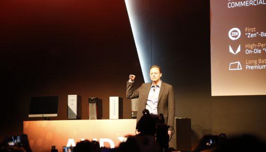 AMD prepara nuevos APUs basados en Ryzen