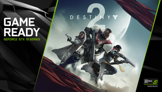 NVIDIA colabora con Activision y Bungie para el lanzamiento de 'Destiny 2' para PC
