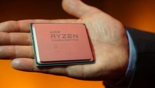 Ryzen Threadripper de 16 núcleos y 32 hilos podría llegar el día 10 de agosto