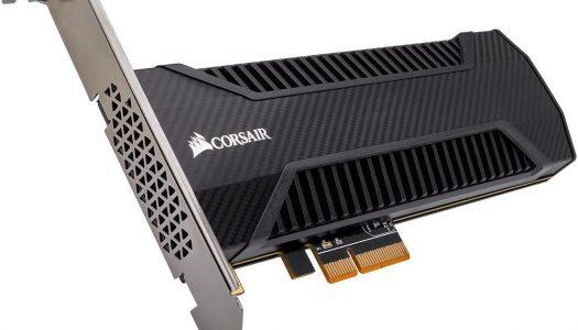 Sin aviso alguno, Corsair comienza a vender nuevo SSD PCIe