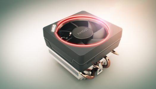 Cooler  AMD Wraith MAX para CPUs disponible para ser comprado por separado