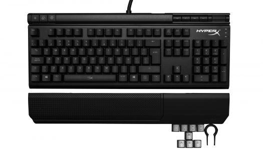 HyperX presenta los teclados mecánicos para juegos HyperX Alloy Elite y TKL HyperX Alloy FPS Pro