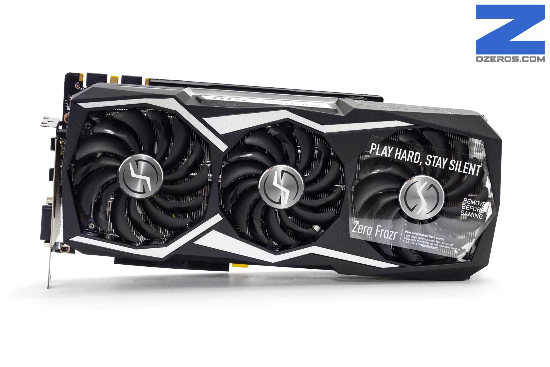 Review: Tarjeta Gráfica MSI GeForce GTX 1080 Ti Lightning Z