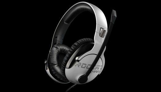 Roccat anuncia nuevos audífonos para gamers