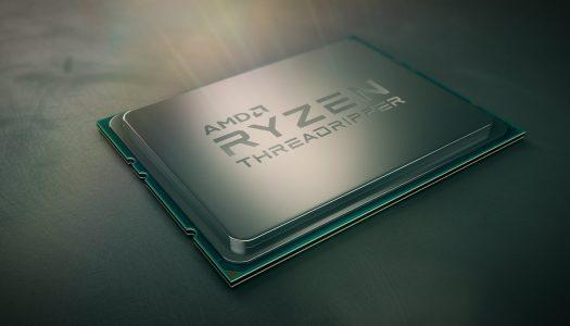 AMD lanza procesadores para desktop de alto rendimiento Ryzen Threadripper