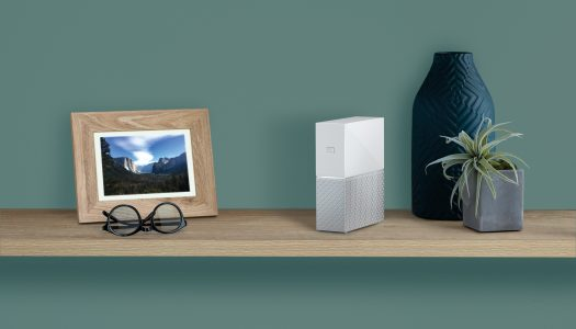 Western Digital presenta su nuevo My Cloud Home