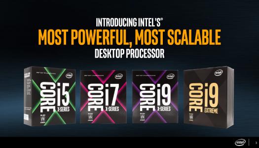 Comienza la venta del Intel Core i9-7920X