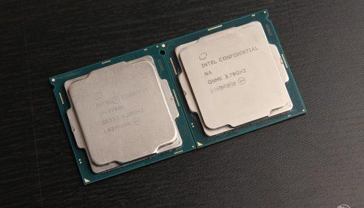 Se filtran nuevos reviews del Core i7-8700K y el i5-8600K