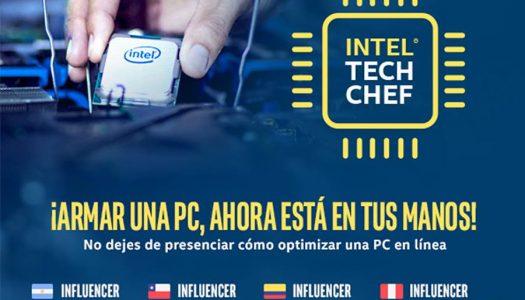Memoria Intel Optane presenta la primera edición de Tech Chef