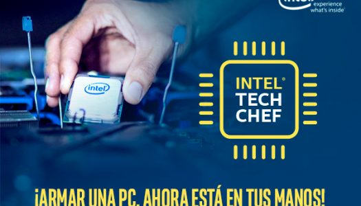 Intel Tech Chef: ¡Armado de PC en VIVO!