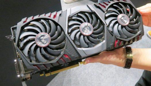 GTX 1080 Ti GAMING X TRIO: MSI estrena nuevo cooler y nueva tarjeta gráfica de alto rendimiento