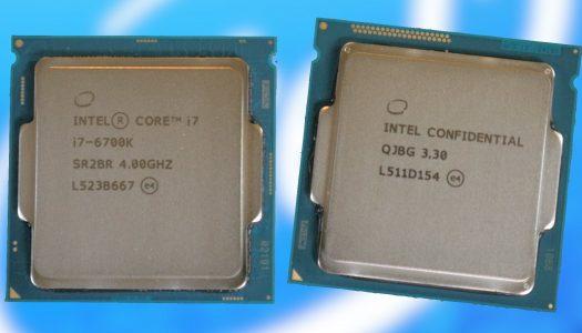 Se filtra review del Core i7-8700K: 42% más rápido que el 7700K en tareas multi-thread