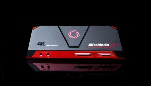 AVerMedia anuncia la capturadora Live Gamer Portable 2 Plus con capacidades 4K