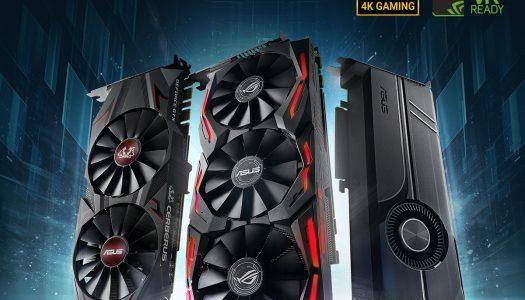 ASUS anuncia la serie de tarjetas de video para juegos GeForce GTX 1070 Ti