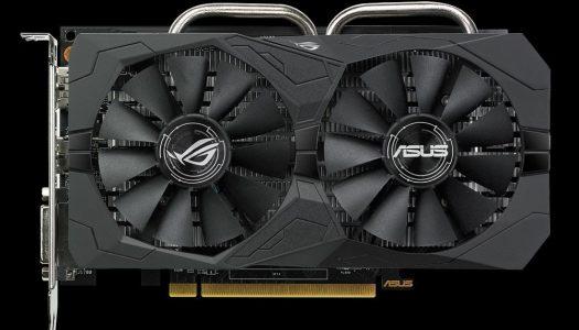 ASUS anuncia su nueva ROG Strix RX 560 EVO