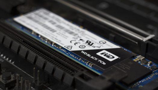 Review: SSD WD Black PCIe 512GB – Máximo rendimiento en un reducido espacio