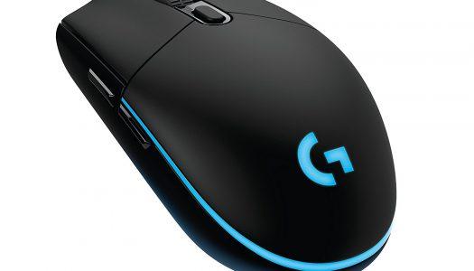 Logitech mejora la precisión del sensor de su mouse G203 mediante una actualización de software