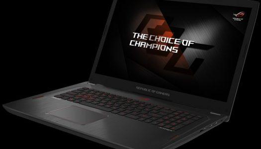 ASUS lanza el primer notebook con procesador Ryzen 7 del mundo