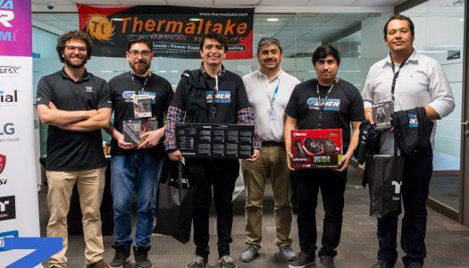 OZEROS estuvo presente en la Semana Gamer Ingram Micro