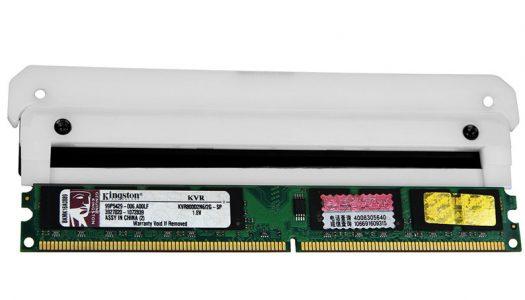 Nuevo kit de la empresa Jonsbo permite agregar iluminación RGB a cualquier memoria RAM