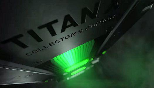 NVIDIA prepara nueva Titan X edición de colección
