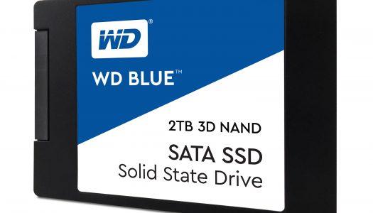 WD Blue 3D NAND SATA SSD ahora disponible en Chile