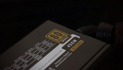 Review: Fuente de poder Fractal Design Integra M 450W – La potencia justa en un formato compacto